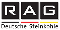 Das Bild zeigt das Logo der RAG Deutsche Steinkohle AG.
