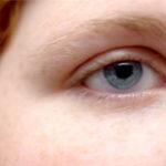 Nahaufnahme eines Auges der Protagonistin für den Imagefilm für die Carl Zeiss AG. Bild auf der Seite Portfolio.