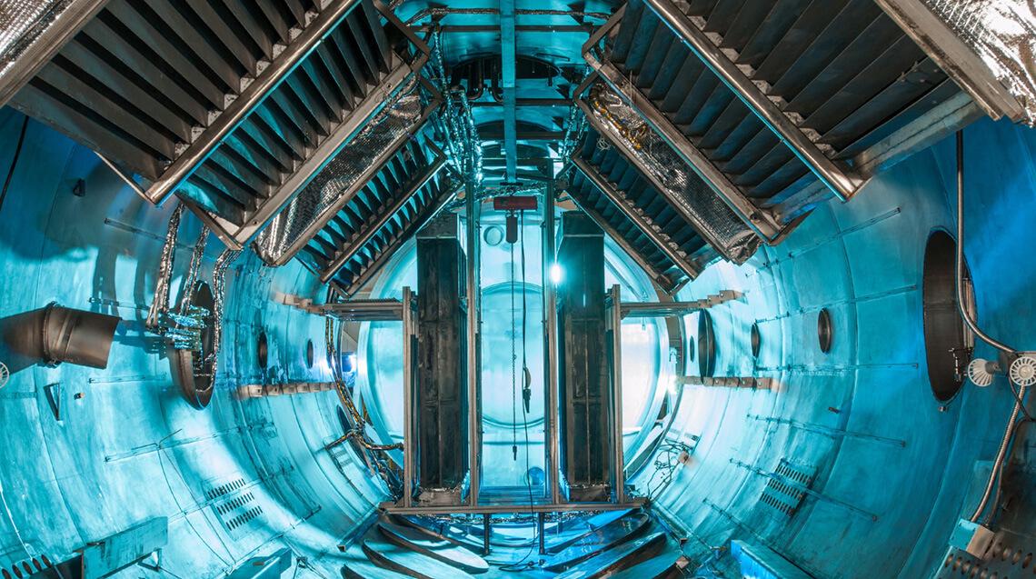 Filmproduktion Karlsruhe Projekt bald illuminierte Dampfabzugshaube im Spaceshuttle